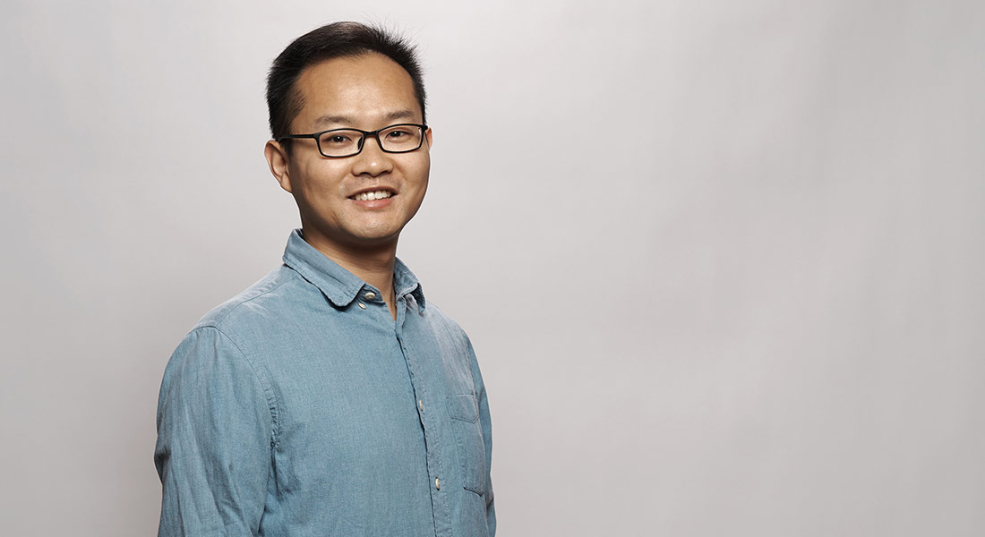 A photo of Yong Fan