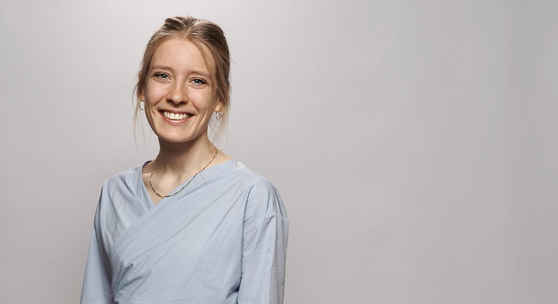 A photo of Olivia Sveidahl Johansen